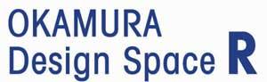OKAMURA Design SpaceR ロゴ