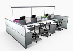 次・オフィス ライティングシステム