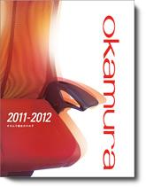 オカムラ総合カタログ2011-2012表紙