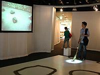 第2回企画展 「粒子がレスポンスする場=ニワ」