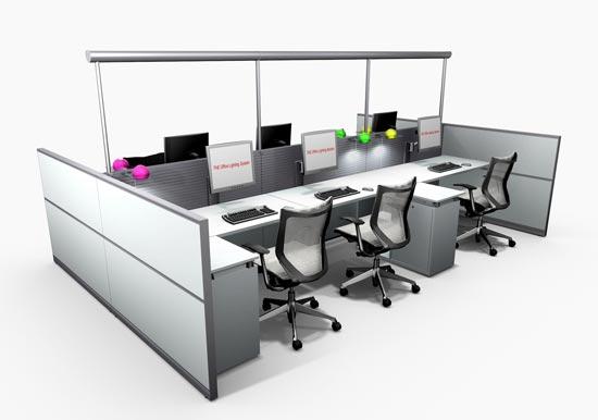 次・オフィス ライティングシステム(THE Office Lighting System)」イメージ