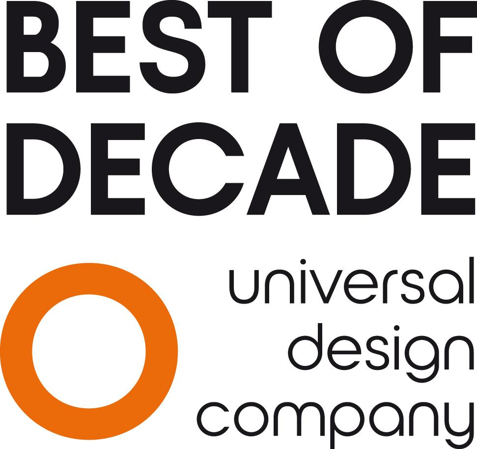 BEST OF DECADE universal design company