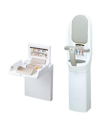 授乳室・トイレ備品