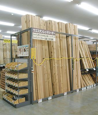 木材/工作材用什器