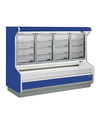 冷凍食品・アイス用ショーケース
