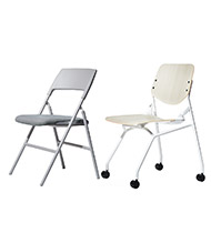Lives Nesting Chair/Folding Chair(ライブス ミーティングチェア )
