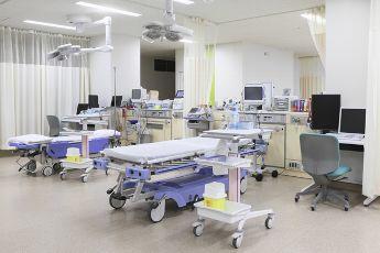 公益財団法人 星総合病院|mevi(メヴィ) 医療施設納入事例集