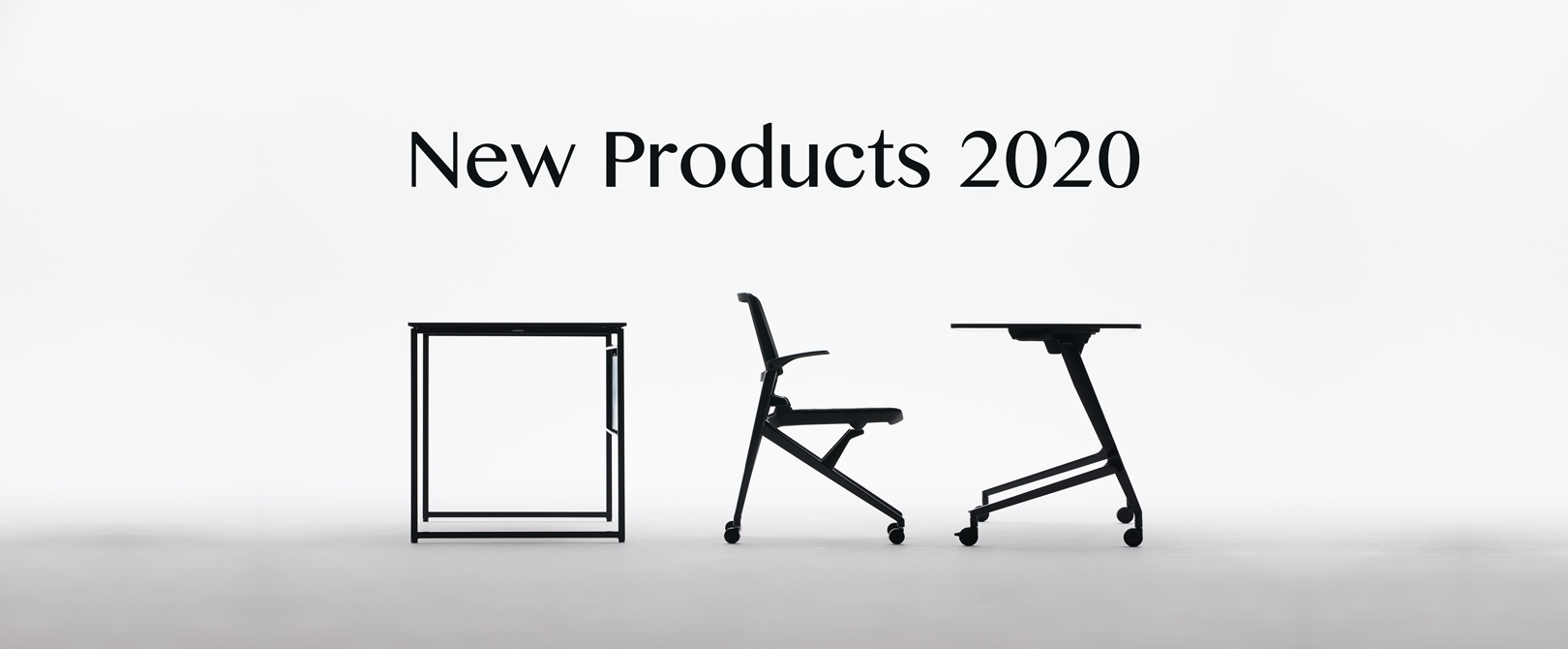 新製品 NEW PRODUCTS 2020